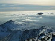 Moel Hebog in the cloud