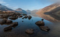 A very calm Wastwater