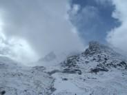The Cobbler looking alpine