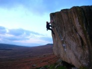 Pete on 'Not to be Taken Away', 6c