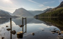 Buttermere, morning