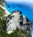 Seagull's eye view of Cala Goloritze<br>© Mike Meysner