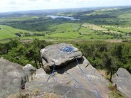 The view from the Roaches.