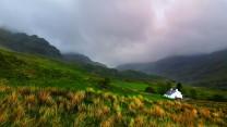 A very classic landscape in Snowdonia.