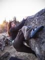 Öskjuhlið bouldering<br>© Rob Askew