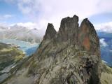 Approaching the final summit<br>© Gavin Pike