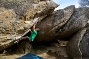 Pleasure Dome (7a+)<br>© Tommy G