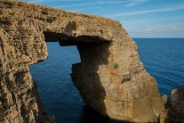 30 Minutes to Sunset (Fr 5c) - Wied Il-Meilah - Gozo