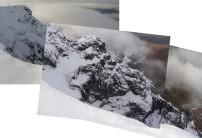 Tower Ridge collage
