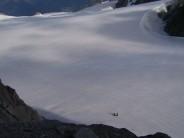 Friends on the Tour Glacier