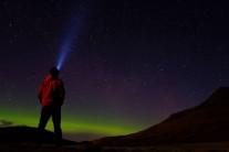 Aurora Borealis from Glenbrittle
