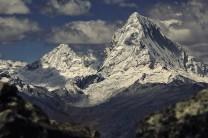 Santa Cruz, South Face, Cordillera Blanca, Peru
