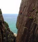 Scalpel: upper traverse of Great Zawn