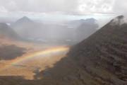 Beinn Eighe Sail Mhor Rainbow<br>© fritz