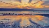Sunset-Benbecula
