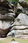 Alison Tang climbing Skiffle*** f2b