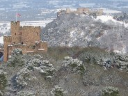 Peckforton and Bickerton castles