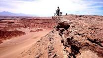 Cycling in Atacama