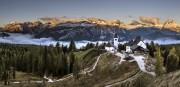 Santa Croce early morning panorama<br>© James Rushforth