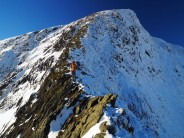 Sharp edge on a perfect day