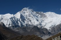 Cho Oyo as seen from Gokyo.