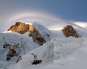 In the Jetstream - Mont Blanc