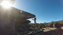 The swing on Saltimbanqui,