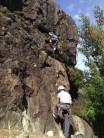 Climbing Senza Nome