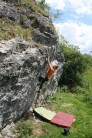More sunny limestone...