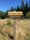 Frenches Dome - Trailhead