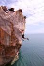 Deep Water Bouldering