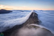 Suilven Wild Camping Inversion<br>© JamesGrant