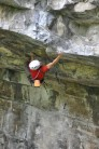 Possibly the 2nd ascent.