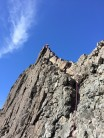 Accessing the Inaccessible Pinnacle