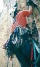 Aid climbing
