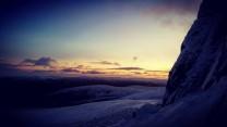 Clachnaben Sunset