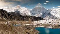 Everest View from Kongma La Pass