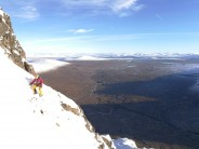 Topping out on Curved Ridge