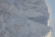 Climbers on Scafell Crag - taken from Yewbarrow!<br>© fritz