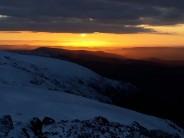 Sunrise On Cader.