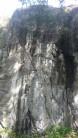 Left side of Crag