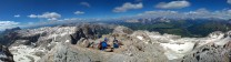 Summit of Piz Lago Gelato