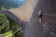 Via Ferrata at Schlegeis, Zillertal Valley, Austria.<br>© craig h