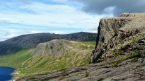 Shelterstone Crag looking amazing!