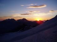 Sunrise Mittel Allalin, Saas Fee