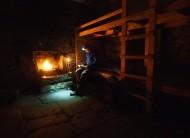 Cosy (long) bothy night ...