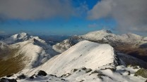 First snows mamores