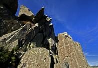 Ginnel Wall, Creigiau Llynnau Mymbyr (The Ricks and Racks)