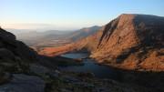 Knocknagantee in the Dunkerron Mountains Iveragh Peninsula<br>© goatee