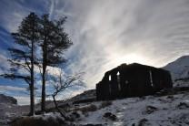 Capel y Gorlan, Cwm Orthin,   Moelwynion